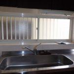 窓(キッチン)